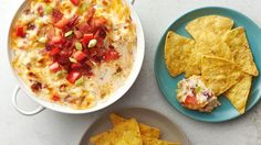 Everything you love about a classic BLT sandwich in a hot and bubbly dip.