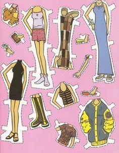 "little-trouble-grrrl: "" Daria fashion club paper dolls "" Indie Kunst, Indie Art, Cartoon Kunst, Cartoon Art, Girl Cartoon, Photo Wall Collage, Collage Art, Art Inspo, Poster S"