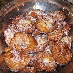Portuguese Doughnuts- Malasadas. http://thepastrychannel.com/malasada/