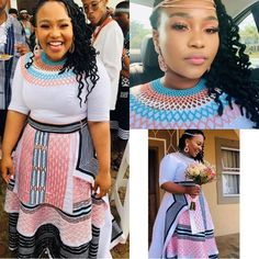 South African Dresses, South African Traditional Dresses, African Traditional Wedding, African Wedding Dress, African Print Dresses, African Attire, African Wear, African Fashion Dresses, African Prints