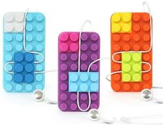 19 Crazy, Cute, and Creative iPhone Cases http://www.applehour.com/Fashion-Building-Block-Style-Soft-Silicone-Case-Cover-For-Apple-iPhone-5-IP5JM81/iPhone-Accessories/iPhone-5-Cases-and-Covers