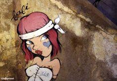 Ile Rosse murales  ©robyrossi