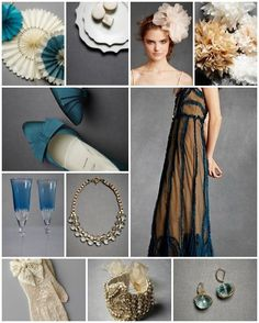 BHLDN's mood board feature is great!