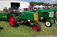 Oliver Streamline Tractors 1937-1948 — Oliver 60