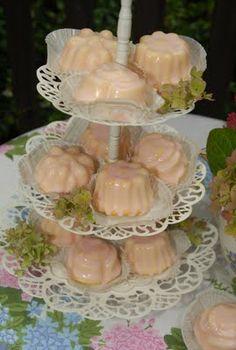 Luscious Lemon Tea Cakes (and Easy Too!!)