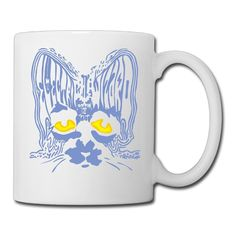 Ceramic Unisex Time To Die Coffee Mugs 11oz Printed On Both Sides ** Hurry! Check out this great product : Cat mug