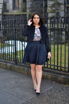 <b>The plus-size model and fashion blogger has been killing the game and we all need to take notes.</b>