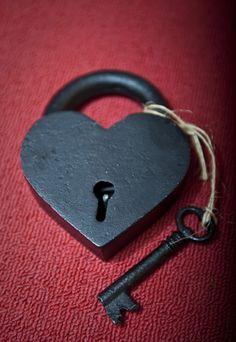 kinda special to me....I bought a card that had a lock and key keychain with it for my husband on our 1st Valentines as Mr. and Mrs. .....and he still has it 18 years later : )