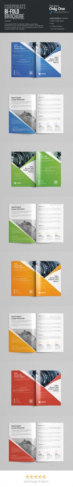Photography Brochure Template-V19