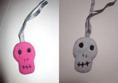 Skeleton two-sided charm