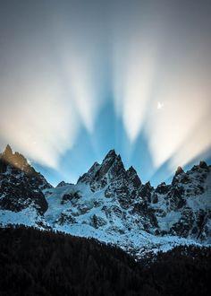 Chamonix in France