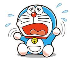 Doraemon Cartoon, Doraemon Wallpapers, Cute Cartoon Drawings, Cute Emoji, Ding Dong, Colorful Wallpaper, Smurfs, Anime, Doodles