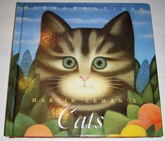 Martin Leman's Cats by Leonisha, via Flickr