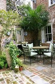 Image result for shady courtyard gardens
