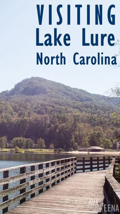 A Fall Walk Around Lake Lure, North Carolina. Best Vacation Destinations, Best Vacations, Vacation Ideas, Lake Lure North Carolina, Nc Mountains, Appalachian Mountains, Culture Travel, Travel Around The World, Day Trips