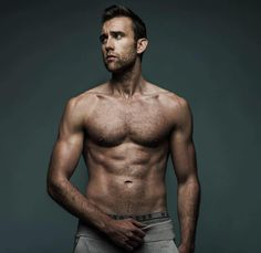 'Harry Potter' Star Matthew Lewis Conjures Another Sexy Shirtless Photo