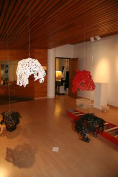 Reflections exhibit at St. Paul Student Center's Larson Art Gallery