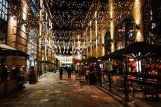 Julemagi i Oslo – Med koffert og kamera Story Setting, Oslo