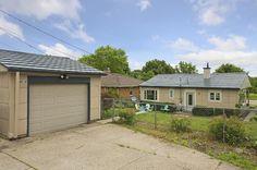 4916 Cedar Ave S, Minneapolis, MN 55417 | MLS #4729630 | garage, back of house