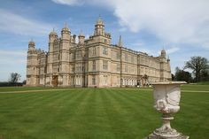 Burghley House, Stamford, Lincolnshire UK