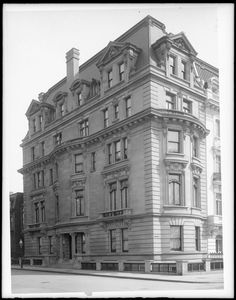 1028 Fifth Avenue, once home of Florence Twombly Burden (daughter of Florence Vanderbilt Twombly) Cousin, Cousine - The Myriad Manhattan Residences of the Eight Vanderbilt Siblings' Children Part 2: The Children of William K. Vanderbilt a...