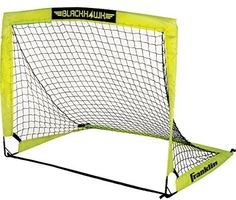 Goal Soccer Net Blackhawk Sports Tool Set Footboll Futsal Training Portable 4'…