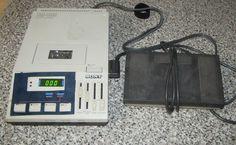 Sony BM-805. Transcriber de Microcassette con pedal de control