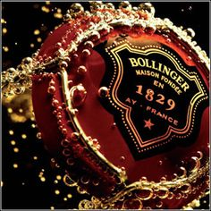 Bollinger, one of the best champagnes money can buy. List of some of the best champagnes: http://www.moderngentlemanmagazine.com/my-list-of-the-best-bubbly/