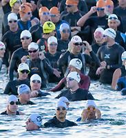 Triathlon Swimming - 5 Tips for your Open Water Swim - techniques to achieve your best performance on race day
