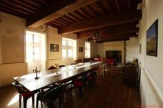 House for sale in Figeac, France : Figeac (Lot) - Historic Chateau complex, with 2 restored houses, lots of potential...