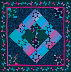Slice and Swap Stars  Free Quilt Pattern