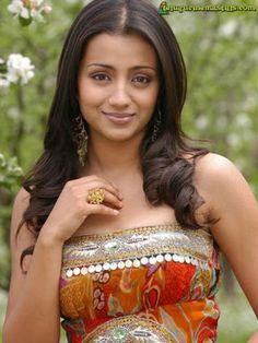 Tamil and Telugu Actress: Trisha Krishnan