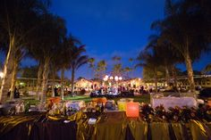 Luce Court and Legacy Plaza Prom it up under the stars at NTC Venues.