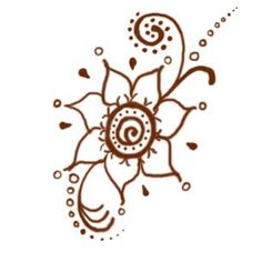 image about Henna Templates Printable named 87 Excellent stencils visuals inside of 2019 Embroidery styles, Attract