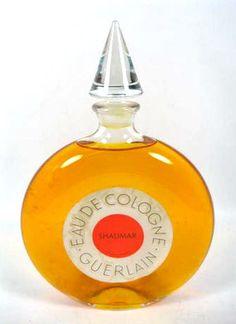 Guerlain Flacon List - Guerlain Perfume Bottles