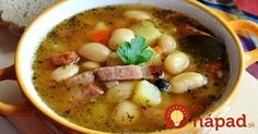 Zahrejte sa počas chladných zimných dní poctivou domácou polievku. Inšpirujte sa receptami, ktoré nielen skvele chutia, ale zastúpia dokonca aj hlavné jedlo. Unique Recipes, New Recipes, Soup Recipes, Slow Cooker Recipes, Cooking Recipes, Borscht Soup, Veg Dishes, Russian Recipes, Soups And Stews