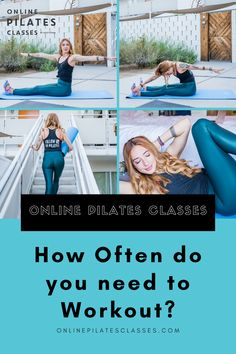 """How often do you think, """"OK, I really need to workout today."""" But then your morning comes and goes, you get busy with the afternoon, you're late eating lunch and then it's dinner time – and who wants to work out on a full stomach? If this is you, check out this video. #pilates #pilatesforbeginners #workout #workouttips #workoutroutine #fitness #pilatesclass #exercises Toning Workouts, Fit Board Workouts, Fitness Exercises, Fitness Tips, Health Fitness, Lifestyle Group, Healthy Lifestyle, Tone Arms Workout, Pilates Equipment"""