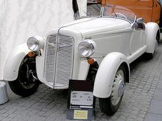 1937 Adler Trumpf Junior Sport