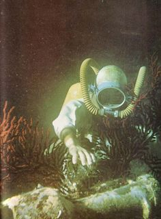 [the ocean world of Jacques Cousteau] Surf, Jacques Yves Cousteau, Undersea World, Leagues Under The Sea, Scuba Gear, Life Aquatic, Ocean Life, Deep Sea, Marine Life