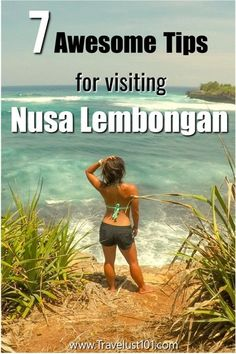 Are you heading to Nusa Lembongan? If you want to make an epic holiday, make sure you check out these 7 essential Nusa Lembongan tips before heading over! Bali Travel Guide, Solo Travel Tips, Travel Advice, Travel Guides, Travel Abroad, Asia Travel, Lembongan Island, Bali Baby, Bali Trip