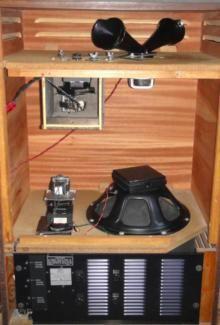 hammond leslie 720 in hessen kelsterbach musikinstrumente und zubeh r gebraucht kaufen. Black Bedroom Furniture Sets. Home Design Ideas