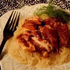 Golfer's Chicken in the Slow Cooker Allrecipes.com