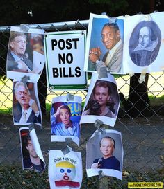 funny-bill-post-fence-character