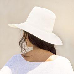 Pinch Panama Hat