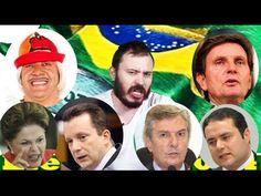 REVOLTA RE - Desabafo sobre resultado das eleições 2014 e o futuro do Brasil ... Assino em baixo! #vote sempre assim seus bando de FDP!