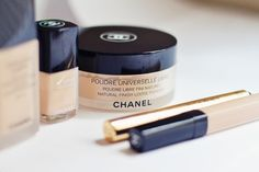 My favorite makeup of all time! Nothing is more natural looking than Chanel. It blends AHHHmazingly! - LJKoike  @CHANEL #makeup #makeupartisttools #chanelcosmetics