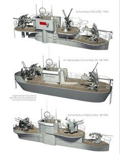 German U-Boat Types by Conning Bridge Tower Design...