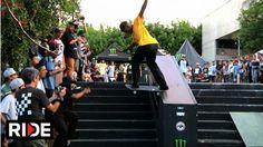 10 Stair Hubba and Rail Contest – Winner Goes to Tampa AM! – Suzano Brazil – RIDE Channel: Source: RIDE Channel
