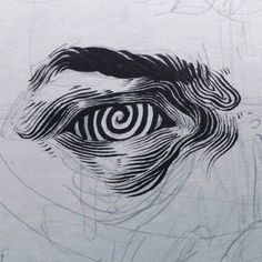 trendy ideas for eye artwork trippy - Art World Drawing Sketches, Art Drawings, Drawing Ideas, Disney Drawings, Pencil Drawings, Drawing Tips, Tattoo Sketches, Trippy Drawings, Random Drawings