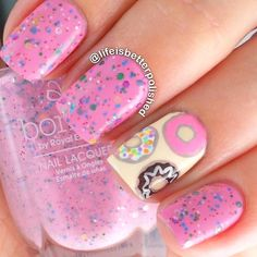 A complete and flawless look requires special spring break nails designs and we Break nails designs Spring Break nails Hot Nail Designs, Nail Designs Spring, Art Designs, Sprinkle Nails, Uñas Fashion, Broken Nails, Nails For Kids, Super Nails, Hot Nails